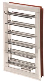 Fábrica Rejas de ventilación y aireadores